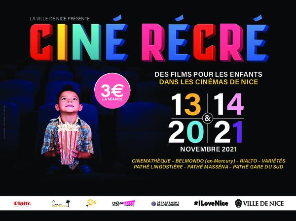 CINE RECRE 2021
